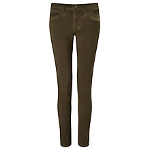Buy J Brand Maria High Rise Super Skinny Jeans, Trooper Online at johnlewis.com