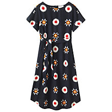Buy Toast Floral Woven Ikat Dress, Multi Online at johnlewis.com