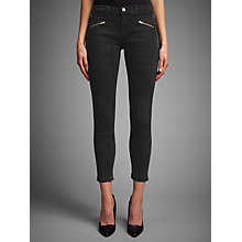 Buy J Brand Genesis Skinny Cropped Jeans Online at johnlewis.com