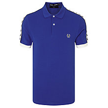Buy Fred Perry Sports Authentic Pique Polo Shirt Online at johnlewis.com