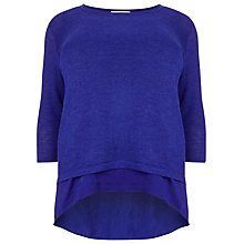 Buy Studio 8 Caroline Jumper, Cobalt Online at johnlewis.com