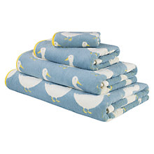 Buy Anorak Waddling Duck Towels Online at johnlewis.com