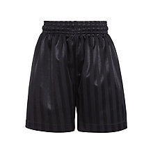 Buy John Lewis Football Shorts, Deep Navy Online at johnlewis.com