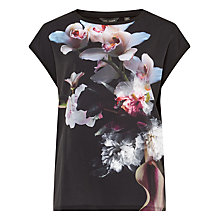 Buy Ted Baker Cosita Ethereal Posie T-Shirt Online at johnlewis.com