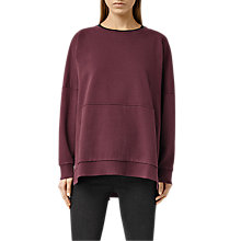 Buy AllSaints Emmy Sweatshirt Online at johnlewis.com