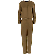 Buy Jaeger Draped Jumpsuit Online at johnlewis.com