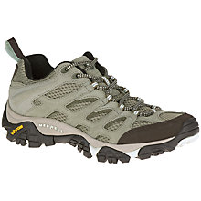 Buy Merrell Moab Ventilator Women's Walking Shoes, Granite Online at johnlewis.com