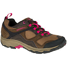 Buy Merrell Kimsey Women's Walking Shoes, Dark Brown Online at johnlewis.com