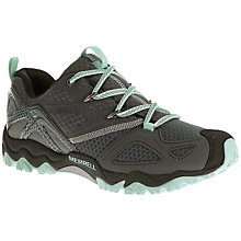 Buy Merrell Grassbow Rider Women's Walking Shoes, Black Online at johnlewis.com