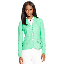 Buy Lauren Ralph Lauren Ansford Jacket, Hampton Green Online at johnlewis.com
