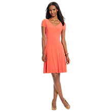 Buy Lauren Ralph Lauren Falzara Dress Online at johnlewis.com