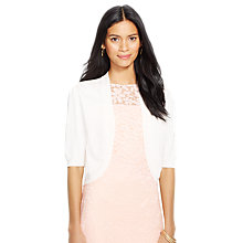 Buy Lauren Ralph Lauren Ginny Cardigan Online at johnlewis.com