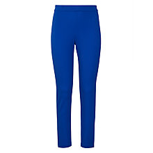 Buy Lauren Ralph Lauren Basek Slim Cropped Trousers, Beach Royal Online at johnlewis.com