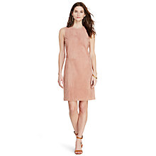 Buy Lauren Ralph Lauren Dorshelle Dress, Clay Rose Online at johnlewis.com