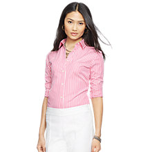 Buy Lauren Ralph Lauren Jebediah Stripe Shirt Online at johnlewis.com