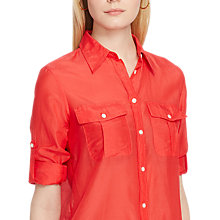 Buy Lauren Ralph Lauren Ristow Shirt Online at johnlewis.com