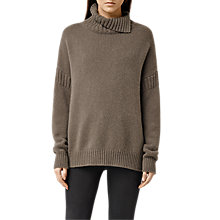 Buy AllSaints Janzcro Jumper Online at johnlewis.com