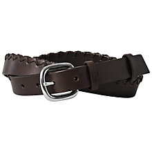 Buy AllSaints Kala Jeans Belt Online at johnlewis.com