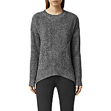 Buy AllSaints Velo Jumper Online at johnlewis.com
