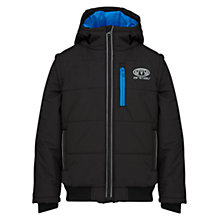 Buy Animal Boys' Bopper Padded Jacket Online at johnlewis.com