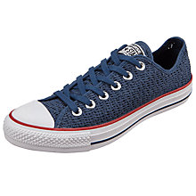 Buy Converse Chuck Taylor All Star Ox Crochet Trainers Online at johnlewis.com