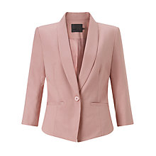 Buy Minimum Evaline Blazer, Wood Rose Online at johnlewis.com