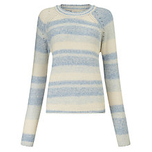 Buy Numph New Trixie Stripe Jumper Online at johnlewis.com