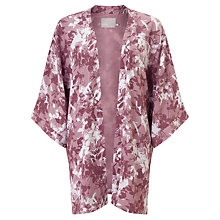 Buy Minimum Ganja Etch Flower Kimono, Wood Rose Online at johnlewis.com