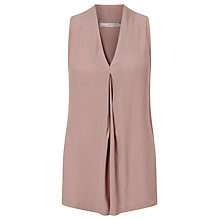 Buy Minimum Cea Sleeveless Top, Wood Rose Online at johnlewis.com