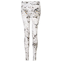 Buy Varley Sofia Compression Running Tights, Marble Online at johnlewis.com