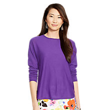 Buy Lauren Ralph Lauren Anhuret Merino Wool Jumper Online at johnlewis.com