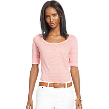 Buy Lauren Ralph Lauren Devanika Jumper Online at johnlewis.com