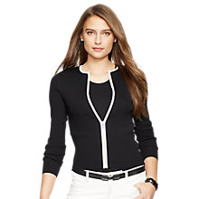 Buy Lauren Ralph Lauren Onufry Cardigan Online at johnlewis.com