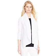 Buy Lauren Ralph Lauren Vittoria Cardigan Online at johnlewis.com