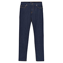 Buy Aquascutum Edgar Slim Jeans, Blue Online at johnlewis.com