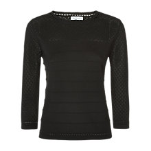 Buy Fenn Wright Manson Tongo Jumper, Black Online at johnlewis.com