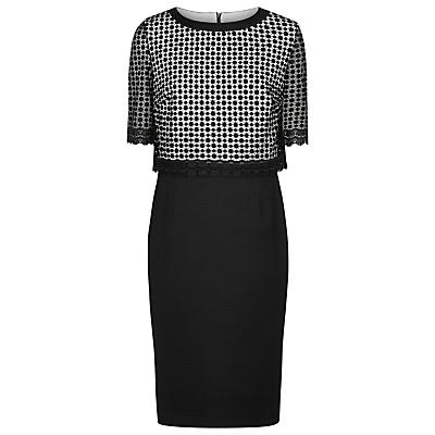 Fenn Wright Manson St Lucia Dress, Black/Cream