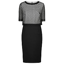 Buy Fenn Wright Manson St Lucia Dress, Black/Cream Online at johnlewis.com