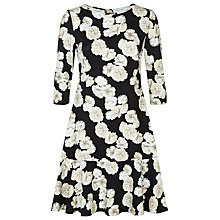 Buy Fenn Wright Manson Bahamas Print Dress, Black/Ivory Online at johnlewis.com