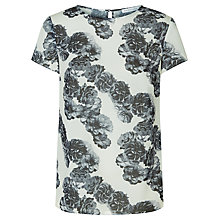 Buy Fenn Wright Manson Aruba Floral Top, Shadow Print Online at johnlewis.com
