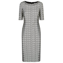 Buy Fenn Wright Manson Sri Lanka Dress, Black/Ivory Online at johnlewis.com