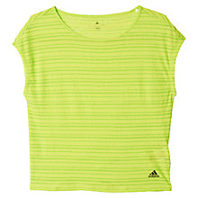 Buy Adidas Lightweight Training T-Shirt Online at johnlewis.com