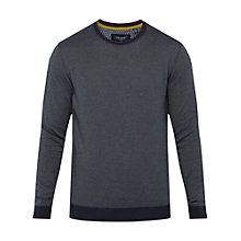 Buy Ted Baker Houlay Crew Neck Jumper Online at johnlewis.com