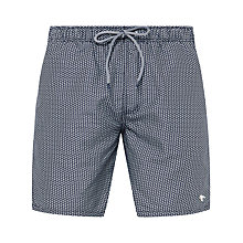 Buy Ted Baker Geo Print Swim Shorts Online at johnlewis.com