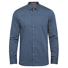 Buy Ted Baker Marzila Ornate Geo Print Shirt Online at johnlewis.com
