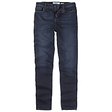 Buy Fat Face Worn Vintage Slim Jeans, Denim Online at johnlewis.com