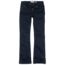 Buy Fat Face Smith Brushed Overday Bootcut Jeans, Dark Denim Online at johnlewis.com