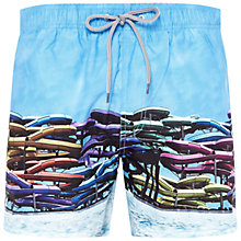 Buy Ted Baker Photographic Swim Shorts Online at johnlewis.com