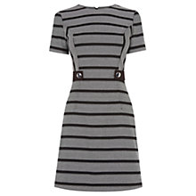 Buy Oasis Stripe Shift Dress, Multi Online at johnlewis.com