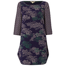 Buy White Stuff China Cup Tunic, Navy Online at johnlewis.com